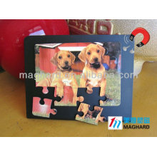 magnetic 100 piece jigsaw puzzle frames