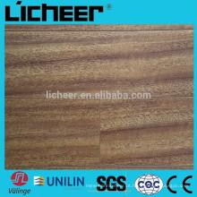 Melhor preço AC3 / AC4 Superfície de seda Laminado Piso de madeira