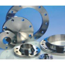 ASTM A182 F51 Uns S31803 Flange, flange em aço inoxidável duplex, 1.4462