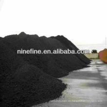 coque de petróleo de baja calidad y alto contenido de azufre