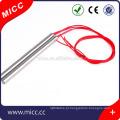 Aquecedor de cartucho de alta densidade MICC elétrico cabeça única de alta potência