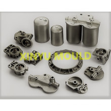 Automobile oil filter casting