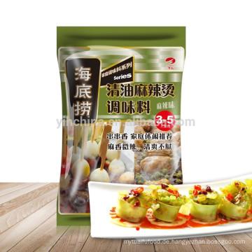 Essbare Gemüseöl Gewürz für Malatang Haidilao Marke