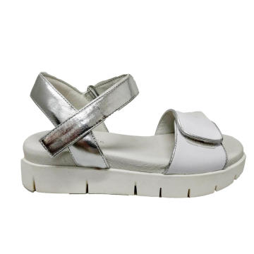 Women's Leather Sandal Shoes