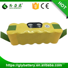 Wholesale Rechargeable 3.5Ah NI-MH 14.4V Battery Packs For Voccum Cleaner