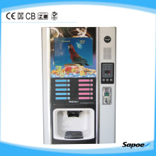 5 Cold and 5 Hot Auto Drinks Vending Machine--Sc-7903m