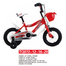 "12"" New Red Color Kids Bicycle"