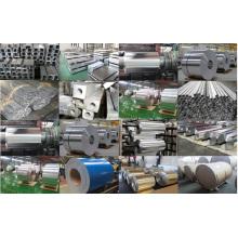 Papel de aluminio 3003 para aleta de intercambiador de calor