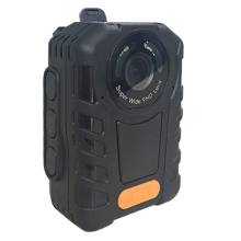gps waterproof police body worn camera wide angle waterproof IR police wearable camera