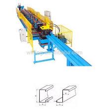 Fabricação de máquina de formação de rolo fria CZ Purlin