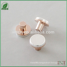low-voltage electrical apparatus silver copper bimetal rivets