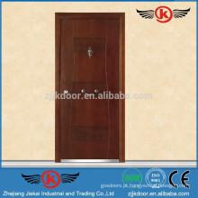 JK-AT9201 Turquia Porta de ferro forjado moderna