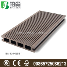 Exterior WPC Composite Decking Board for Patio
