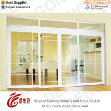 2016 New Style Glass Folding Aluminum Door