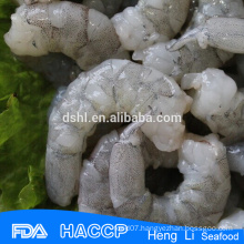 Hot sale frozen pud frozen seafood mix frozen shrimp