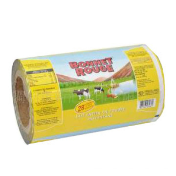 Milk Powder Film/Milk Packaging Film/Food Roll Film