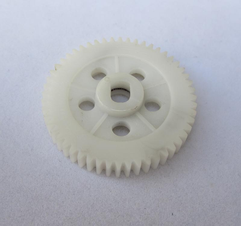Plastic Spur Gear Injection Machining Type