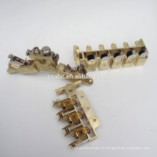 industry motor copper carbon brush holder 2(16*32)