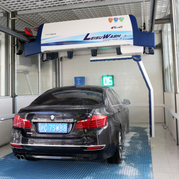 Lavage automatique de voiture Leisu wash 360 coût de configuration sans contact