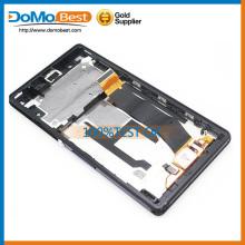 Original-Qualität für Sony Z LCD-Digitizer für Sony Z l36h LCD-Montage, für Sony Z lcd mit Rahmen