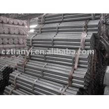 Nueva llegada tubo de acero galvanizado / tubo