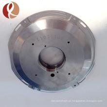 peças de metal mecânicas moídas de titânio