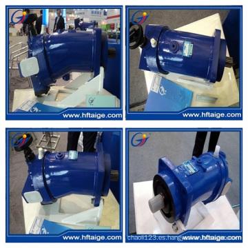 Stock de piezas suficiente Menor tiempo de entrega para el motor hidráulico