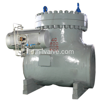 Double Cylinder Quick Close Check Valve