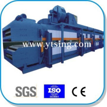 Passed CE and ISO YTSING-YD-6659 PU Rolling Shutter Slats Roll Forming Machine