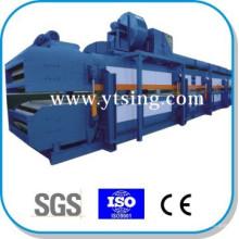 Passado CE e ISO YTSING-YD-6625 PU sanduíche painel Roll formando máquina