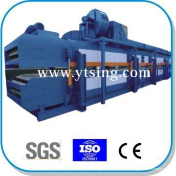 Passé CE et ISO YTSING-YD-7034 Rouleau de panneau de mur de sandwich de contrôle automatique formant la machine