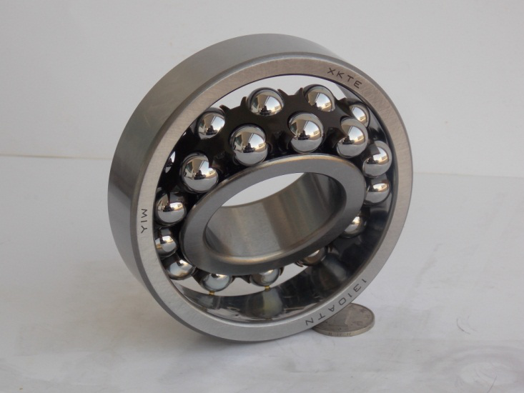 Nylon Cage Self-aligning Ball Bearing