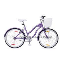 Nitro 24 '' Lady's City Bike Bicicleta para uso general