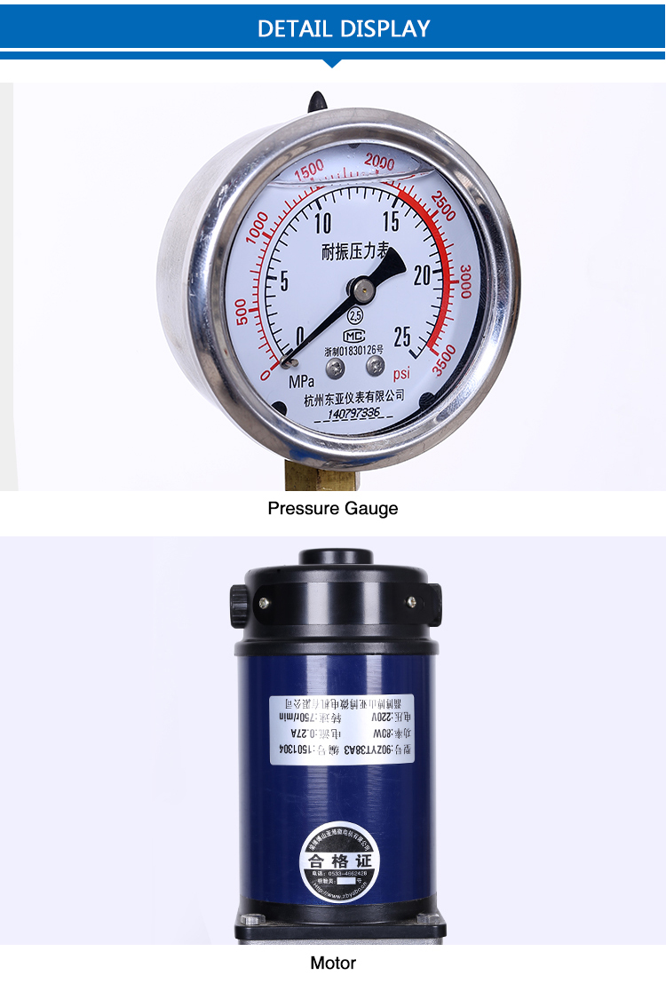 Pilot Plant Small Vertical High Pressure Reactor