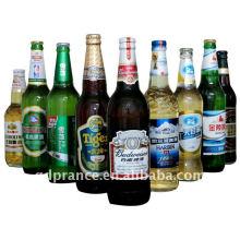 Aluminiumfolie für Bierflaschenhals
