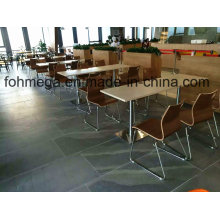 Modern Restaurant Club Dining Tables Set for Food Court (FOH-CMY60)
