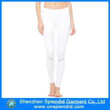 China Wholesale Women Stylish Sexy Leggings White Yoga Pants