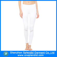 China Wholesale Mulheres Elegante Sexy Leggings White Yoga Pants