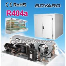 Unidad condensadora BOYARD R404A para equipos de refrigeración de vehículos