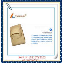 Nonwoven Needle Filz PPS Staub Filter Tasche