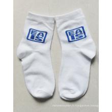 Chaussettes en coton bébé avec design personnalisé