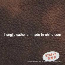 Durável sofá de couro grosso sipi (hongjiu-628 #)
