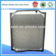 Radiador para camiones de aluminio Assy AZ9120530508 para Sinotruk Golden Prince