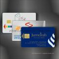 Carte prépayée / carte haute carte de contact de sécurité / carte promotionnelle