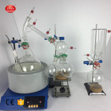 High Quality 2L Short Path Distiller System Price