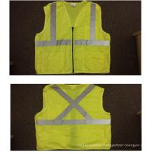 Five Points Tear Away Safety Vest