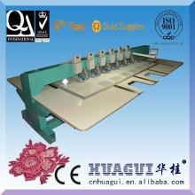 HUAGUI precio bajo mini máquina de coser gema aplicador