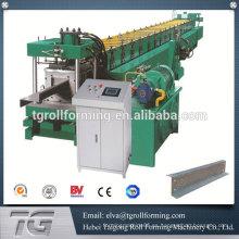 La fábrica de China proporcionó el rodillo de Purlin de Z que forma la máquina con alta calidad