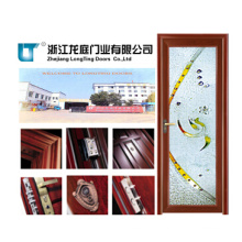 Hot Sell 2015 New Products Cheap Bathroom Aluminum Doors