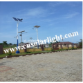 Pencahayaan Outdoor LED Solar Street